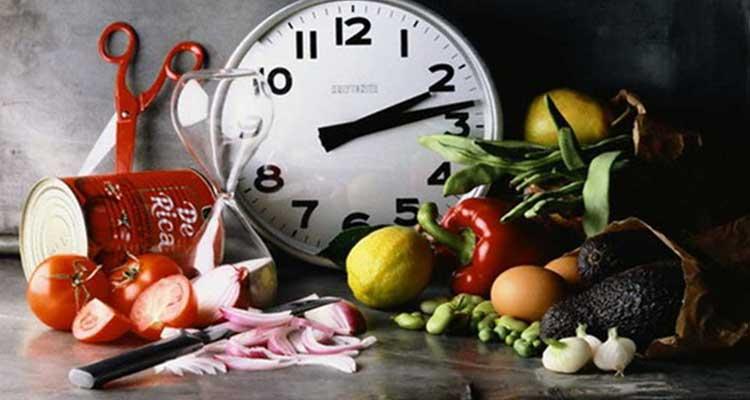 Ăn đúng giờ để đảm bảo năng lượng cho cơ thể