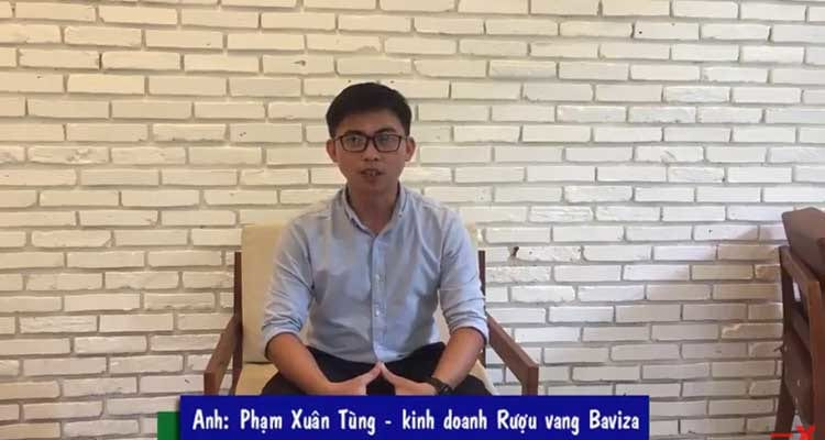 Chia sẻ của anh Phạm Xuân Tùng sau khi tăng cân thành công với Kentamax