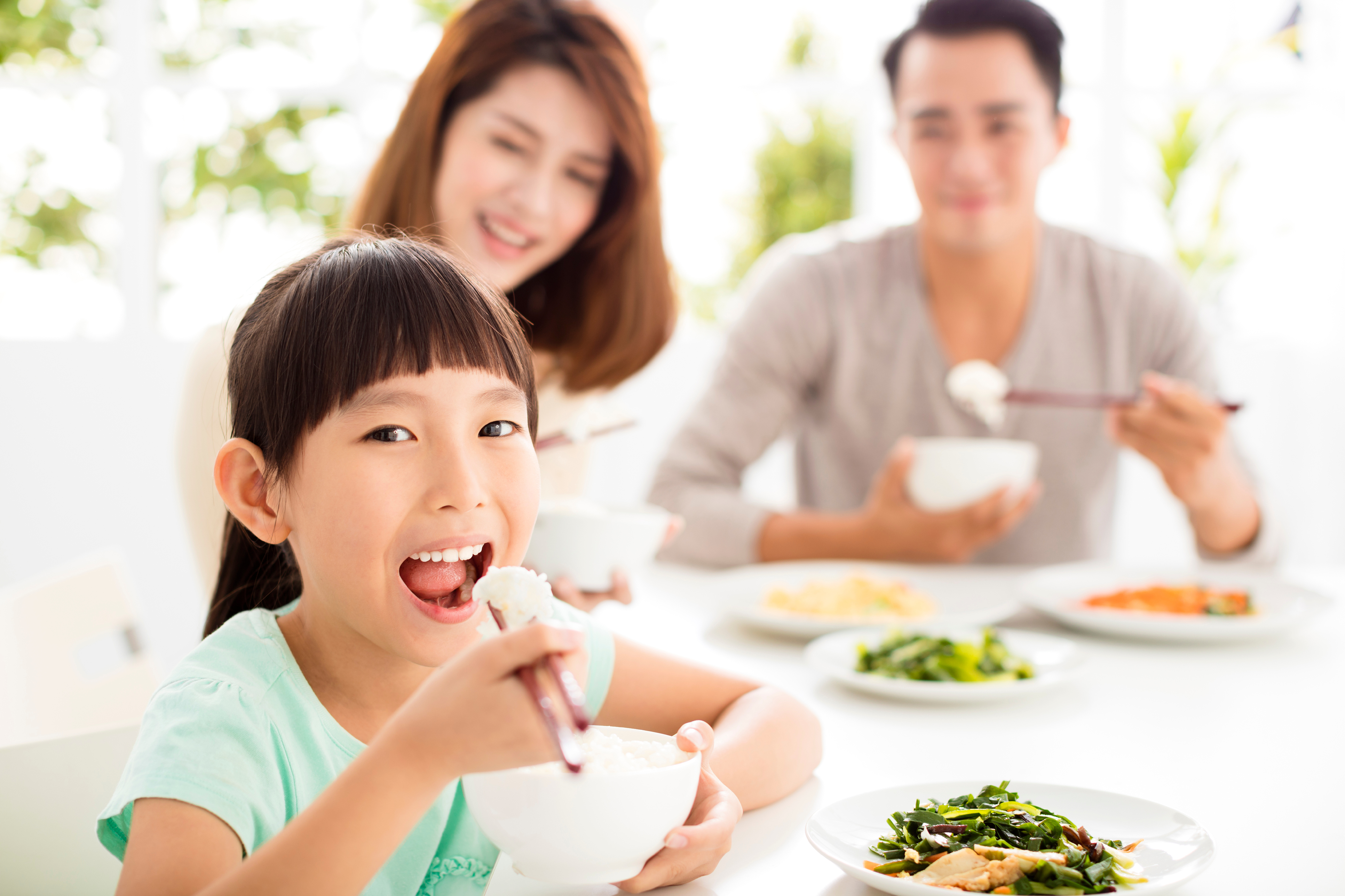 Giúp trẻ tăng cân nhanh chóng