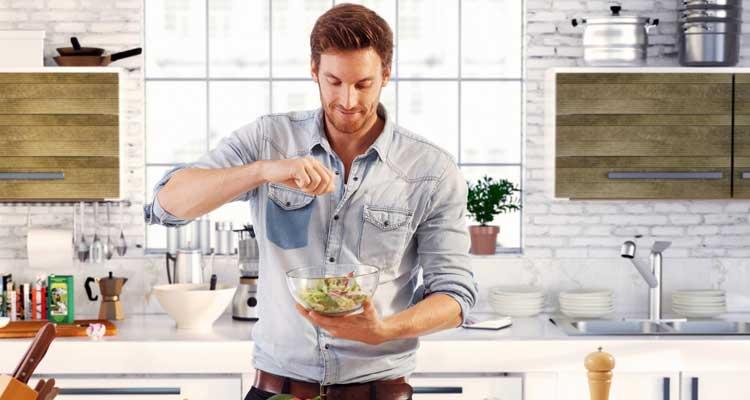 Lên lịch ăn uống khoa học để tăng cân hiệu quả
