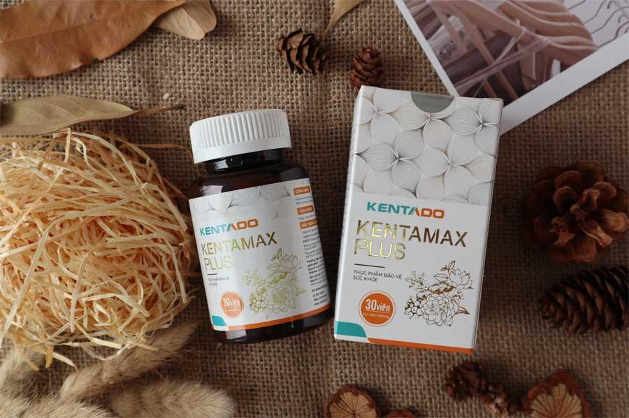 Viên uống từ tự nhiên Kentamax Plus