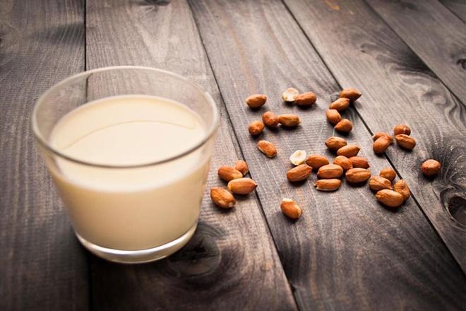 Sữa đậu phụng thơm ngon bổ dưỡng