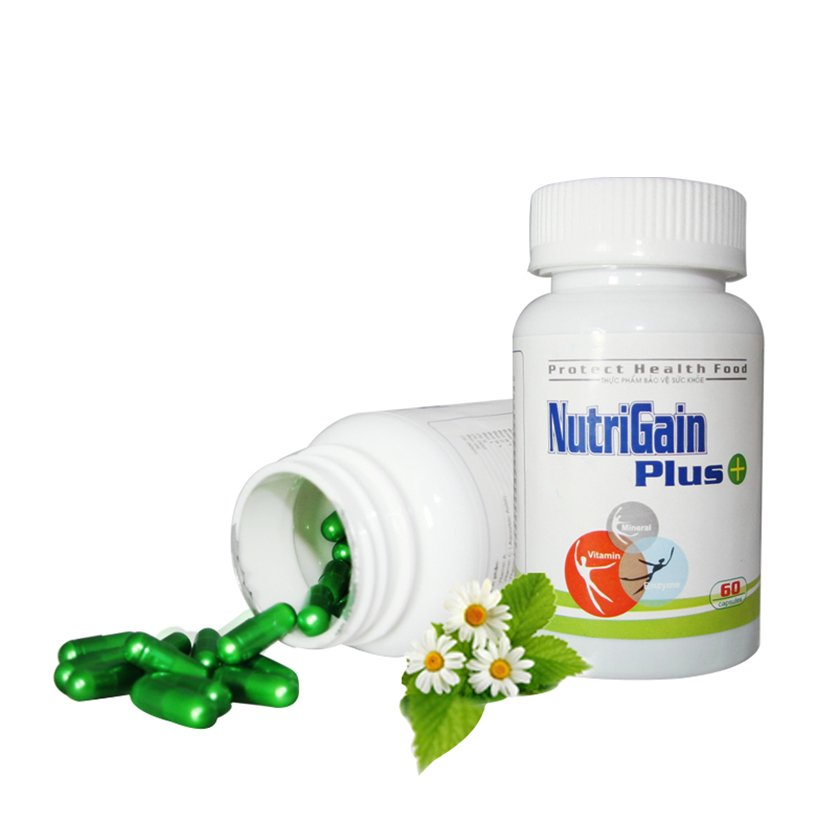 Thuốc tăng cân Nutrigain Plus