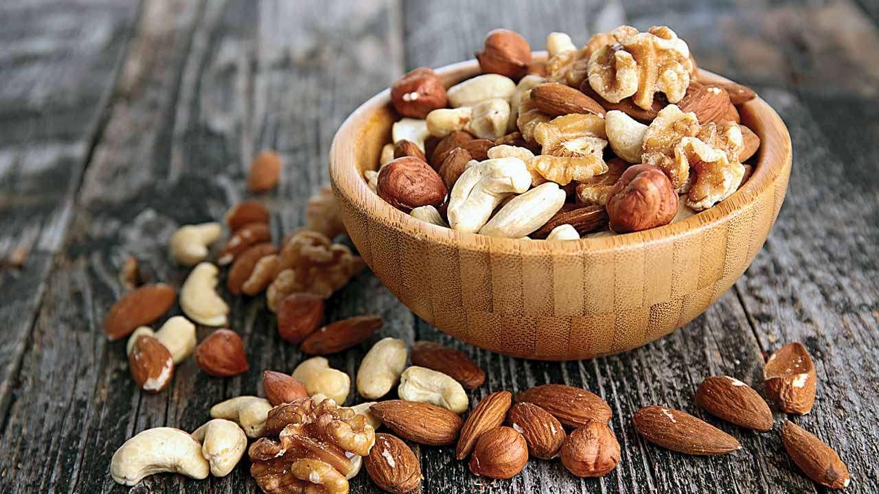 Các loại hạt giàu chất béo tốt cho sức khỏe