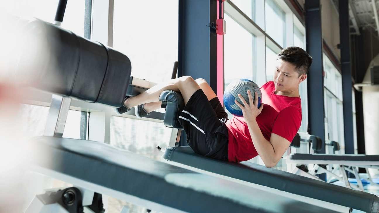 Nam giới có chỉ số BMI bình thường vẫn có thể tăng cân thông qua tăng cơ