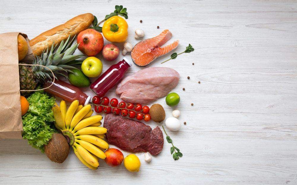 Dinh dưỡng không thể thiếu nếu muốn tăng cân