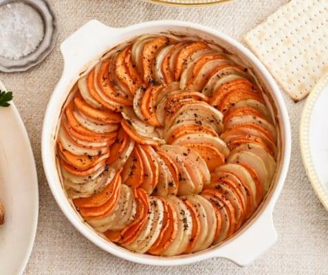 Ăn khoai tây hằng ngày giúp mập lên nhanh chóng