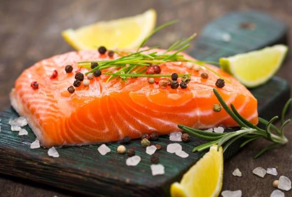 Cá nước lạnh giàu chất béo tốt cho sức khỏe