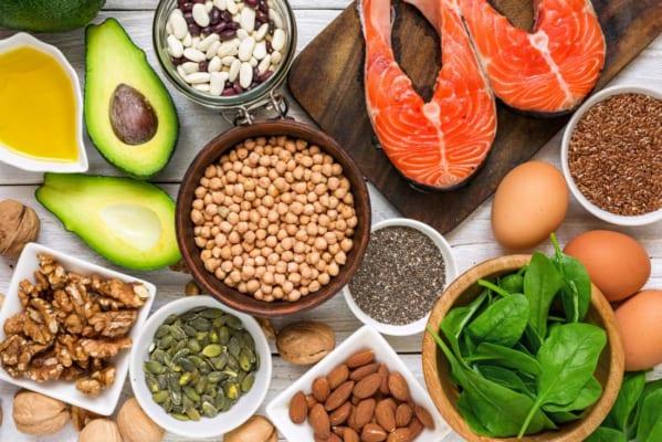 Đồ ăn giàu đạm là nền tảng để xây dựng cơ bắp chắc khỏe