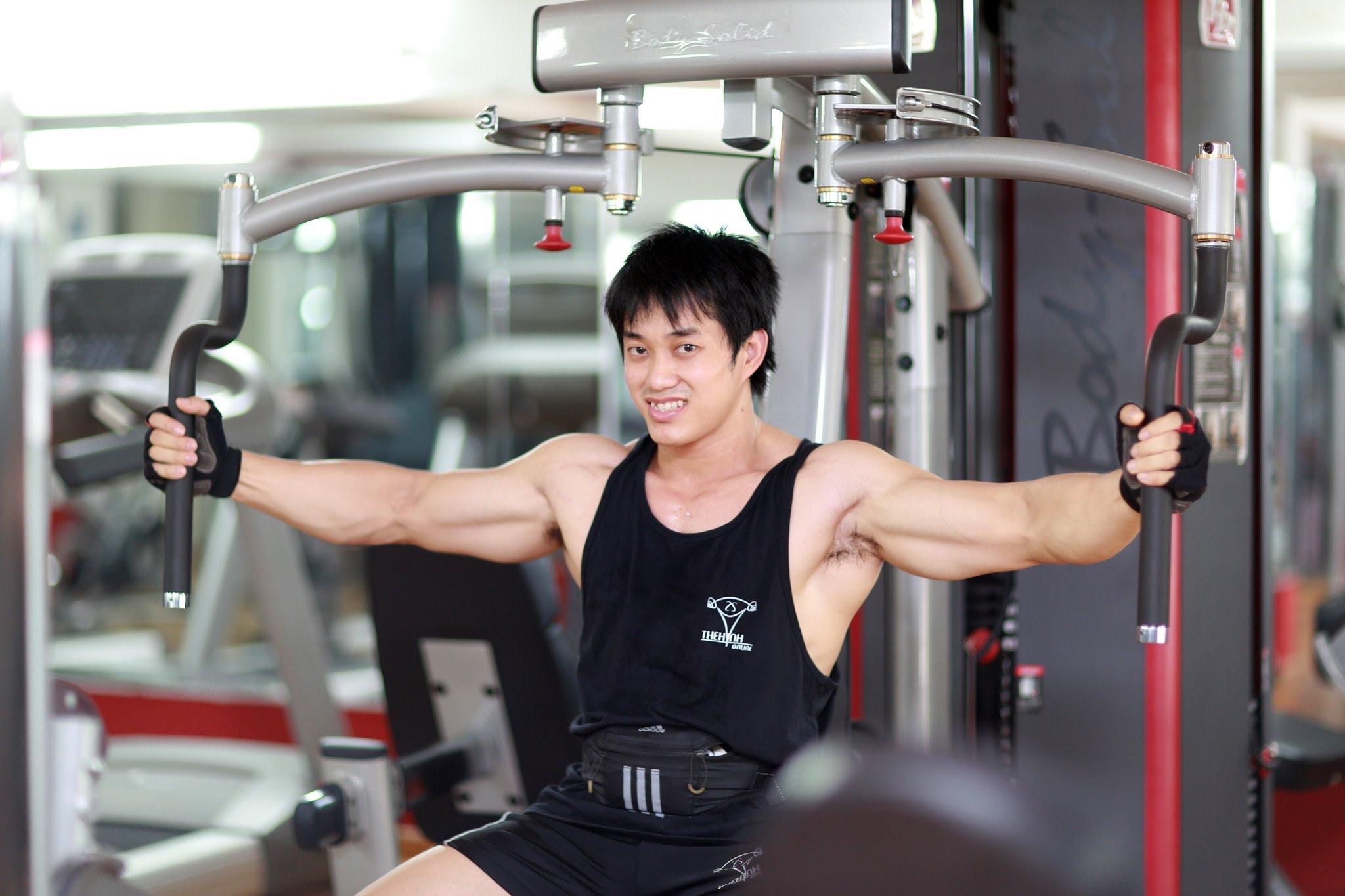 Chế độ ăn cho người tập gym chuẩn khoa học